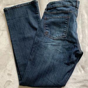Kut High Rise Bootcut Jeans